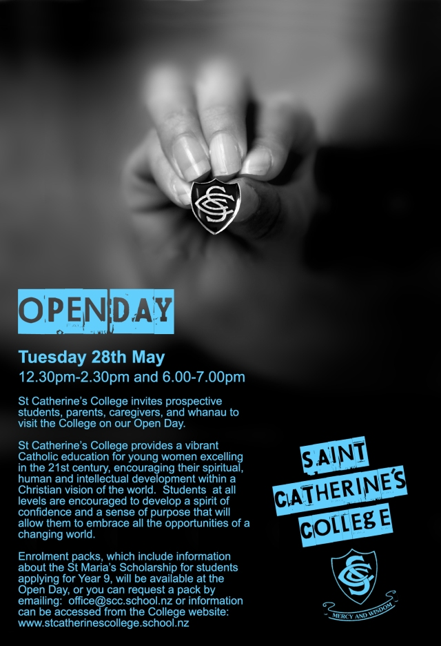 open day ad
